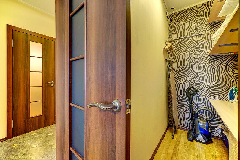1-комн. квартира, 35 кв.м. на 4 человека, Коломяжский проспект, 15к1, метро Пионерская, Санкт-Петербург - Фотография 12