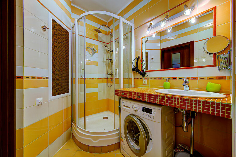 1-комн. квартира, 35 кв.м. на 4 человека, Коломяжский проспект, 15к1, метро Пионерская, Санкт-Петербург - Фотография 14