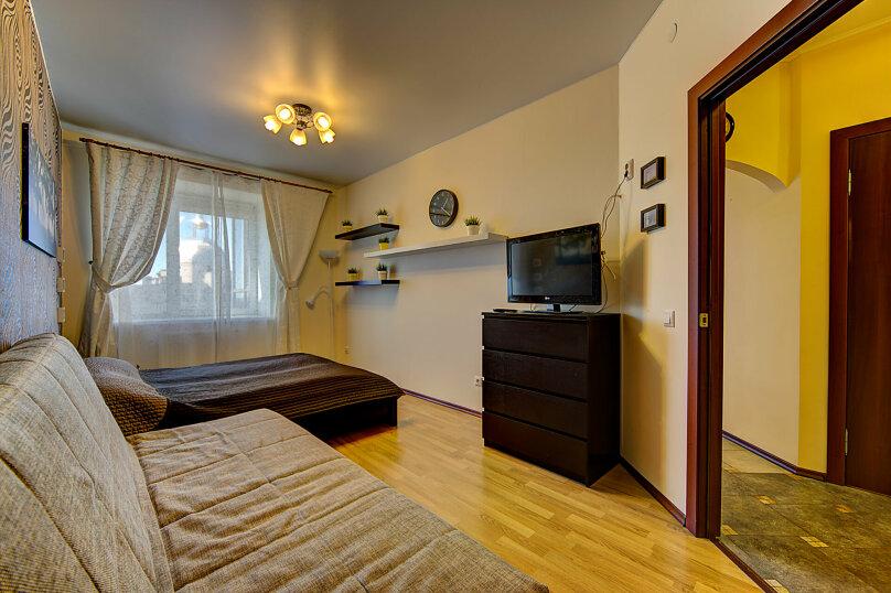 1-комн. квартира, 35 кв.м. на 4 человека, Коломяжский проспект, 15к1, метро Пионерская, Санкт-Петербург - Фотография 15