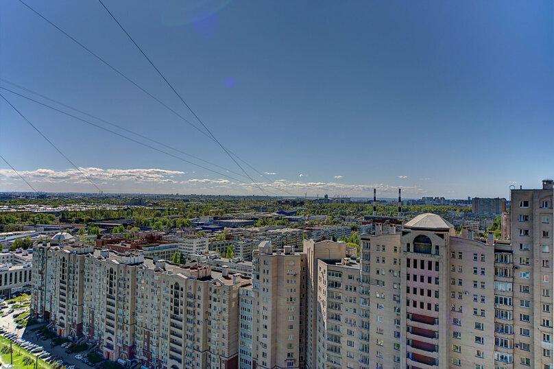 1-комн. квартира, 35 кв.м. на 4 человека, Коломяжский проспект, 15к1, метро Пионерская, Санкт-Петербург - Фотография 22