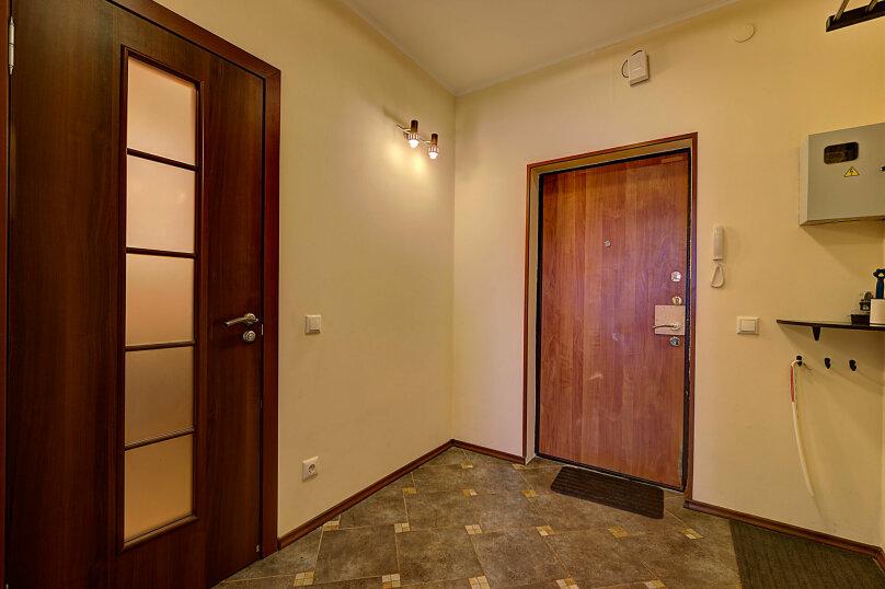 1-комн. квартира, 35 кв.м. на 4 человека, Коломяжский проспект, 15к1, метро Пионерская, Санкт-Петербург - Фотография 23