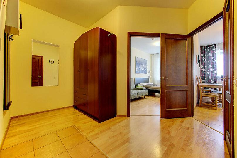 1-комн. квартира, 35 кв.м. на 4 человека, Коломяжский проспект, 15к1, метро Пионерская, Санкт-Петербург - Фотография 2