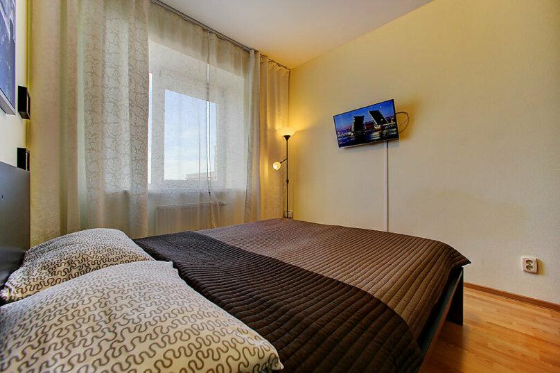 1-комн. квартира, 35 кв.м. на 4 человека, Коломяжский проспект, 15к1, метро Пионерская, Санкт-Петербург - Фотография 16