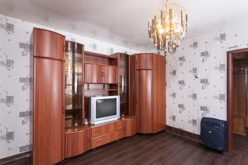 2-комн. квартира, 50 кв.м. на 2 человека, улица 78 Добровольческой Бригады, 4, Красноярск - Фотография 7