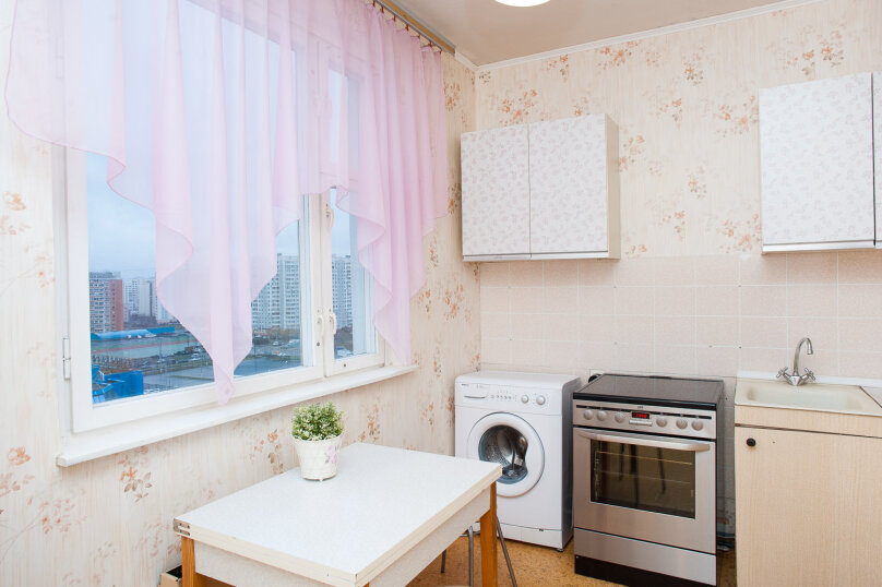 1-комн. квартира, 35 кв.м. на 2 человека, Венёвская улица, 1, Москва - Фотография 4