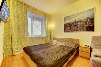 1-комн. квартира, 38 кв.м. на 4 человека, Коломяжский проспект, 15к1, метро Пионерская, Санкт-Петербург - Фотография 1