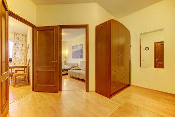1-комн. квартира, 38 кв.м. на 4 человека, Коломяжский проспект, метро Пионерская, Санкт-Петербург - Фотография 3