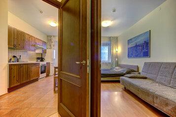 1-комн. квартира, 38 кв.м. на 4 человека, Коломяжский проспект, метро Пионерская, Санкт-Петербург - Фотография 4