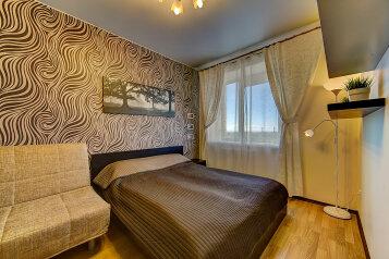 1-комн. квартира, 35 кв.м. на 4 человека, Коломяжский проспект, метро Пионерская, Санкт-Петербург - Фотография 2