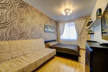 1-комн. квартира, 35 кв.м. на 4 человека, Коломяжский проспект, метро Пионерская, Санкт-Петербург - Фотография 3
