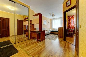 1-комн. квартира, 45 кв.м. на 4 человека, Коломяжский проспект, метро Пионерская, Санкт-Петербург - Фотография 2
