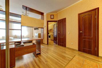 1-комн. квартира, 45 кв.м. на 4 человека, Коломяжский проспект, метро Пионерская, Санкт-Петербург - Фотография 3