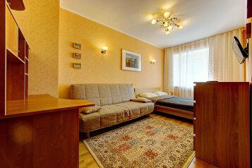 1-комн. квартира, 45 кв.м. на 4 человека, Коломяжский проспект, метро Пионерская, Санкт-Петербург - Фотография 4