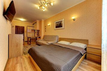 1-комн. квартира, 45 кв.м. на 4 человека, Коломяжский проспект, метро Пионерская, Санкт-Петербург - Фотография 1