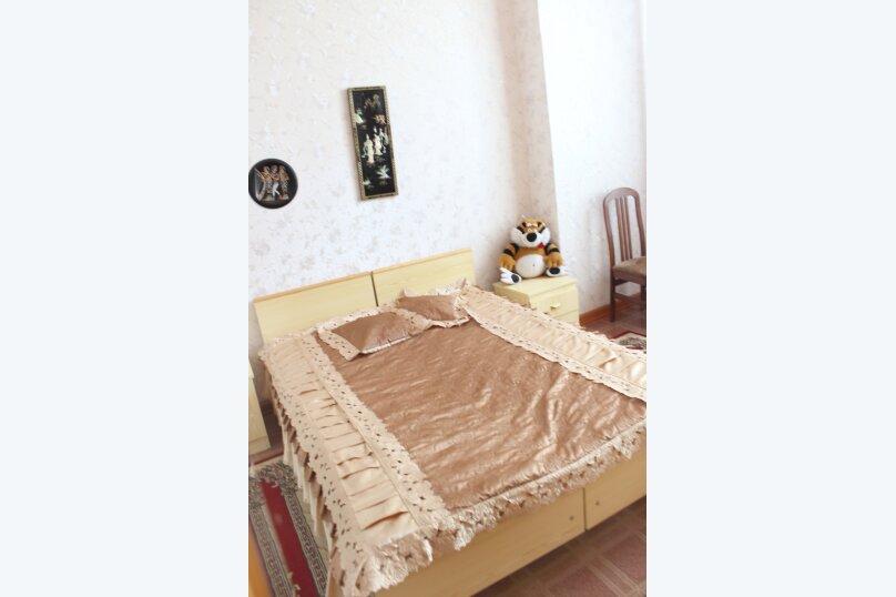 2-комн. квартира, 60 кв.м. на 4 человека, улица Мира, 13, метро Комсомольская, Волгоград - Фотография 3