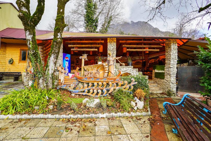 Дом с 3 спальнями на 7 человек, 150 кв.м. на 7 человек, 3 спальни, Скальная улица, 4, село Монастырь, Сочи - Фотография 4