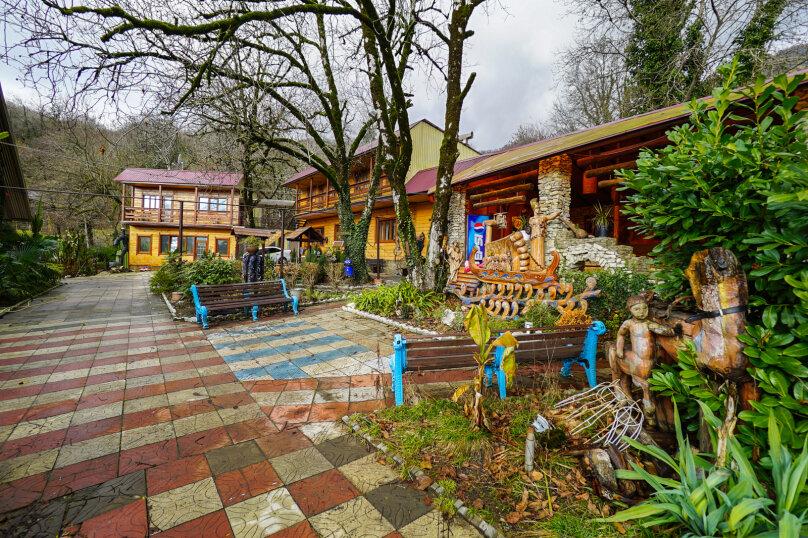 Дом с 3 спальнями на 7 человек, 150 кв.м. на 7 человек, 3 спальни, Скальная улица, 4, село Монастырь, Сочи - Фотография 14