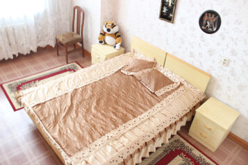 2-комн. квартира, 60 кв.м. на 4 человека, улица Мира, 13, Комсомольская, Волгоград - Фотография 2