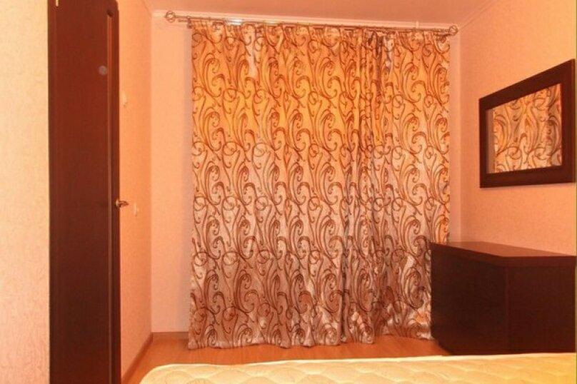 2-комн. квартира, 45 кв.м. на 4 человека, проспект Октября, 45/1, Уфа - Фотография 5