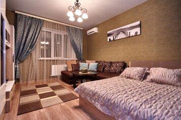 1-комн. квартира, 42 кв.м. на 2 человека, Кореновская улица, Прикубанский округ, Краснодар - Фотография 1