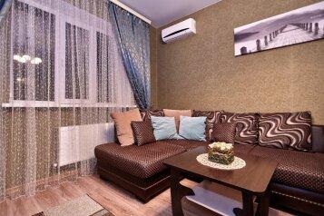 1-комн. квартира, 42 кв.м. на 2 человека, Кореновская улица, Прикубанский округ, Краснодар - Фотография 3