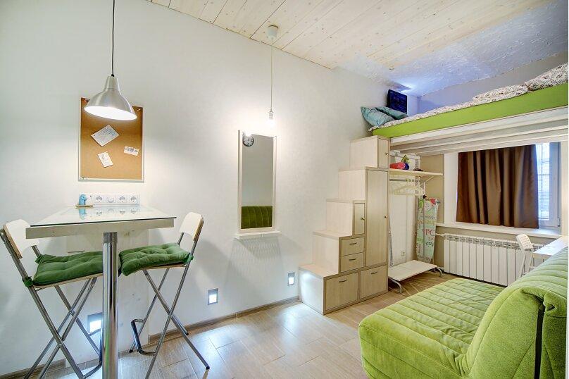 1-комн. квартира, 15 кв.м. на 2 человека, Плуталова улица, 20, Санкт-Петербург - Фотография 2
