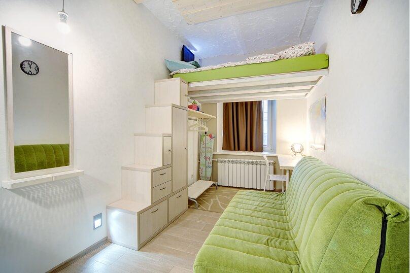 1-комн. квартира, 15 кв.м. на 2 человека, Плуталова улица, 20, Санкт-Петербург - Фотография 3