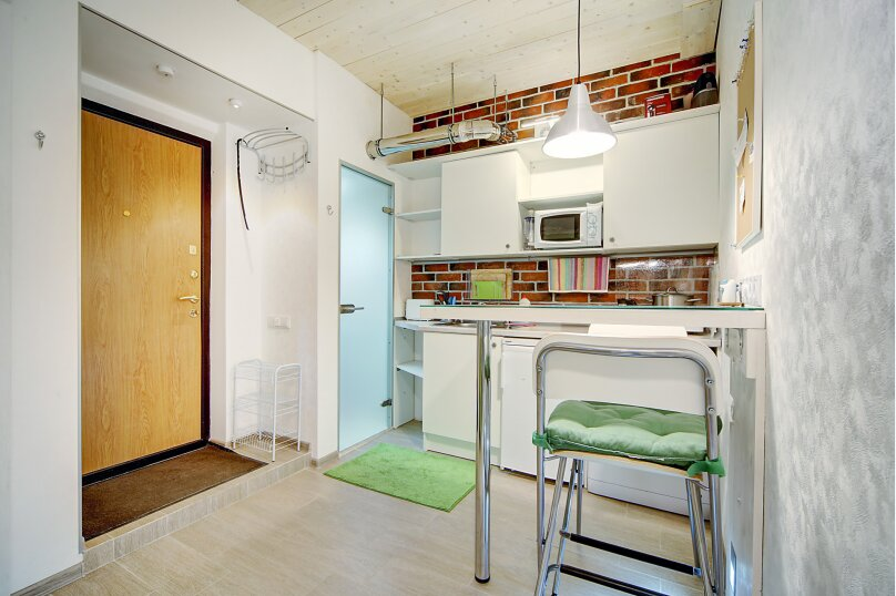 1-комн. квартира, 15 кв.м. на 2 человека, Плуталова улица, 20, Санкт-Петербург - Фотография 8
