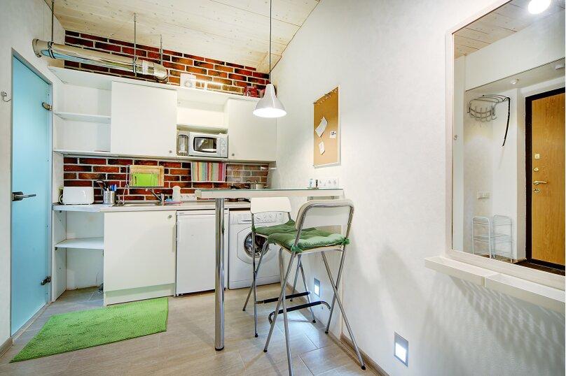 1-комн. квартира, 15 кв.м. на 2 человека, Плуталова улица, 20, Санкт-Петербург - Фотография 9