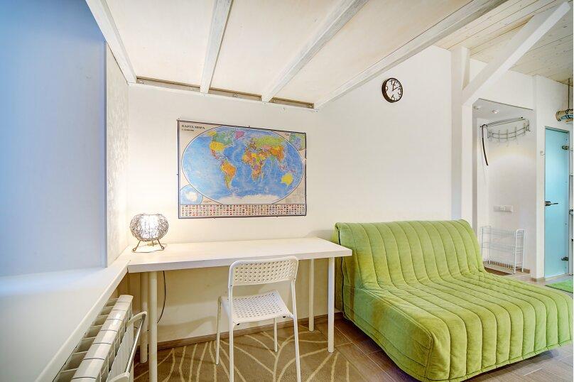 1-комн. квартира, 15 кв.м. на 2 человека, Плуталова улица, 20, Санкт-Петербург - Фотография 12