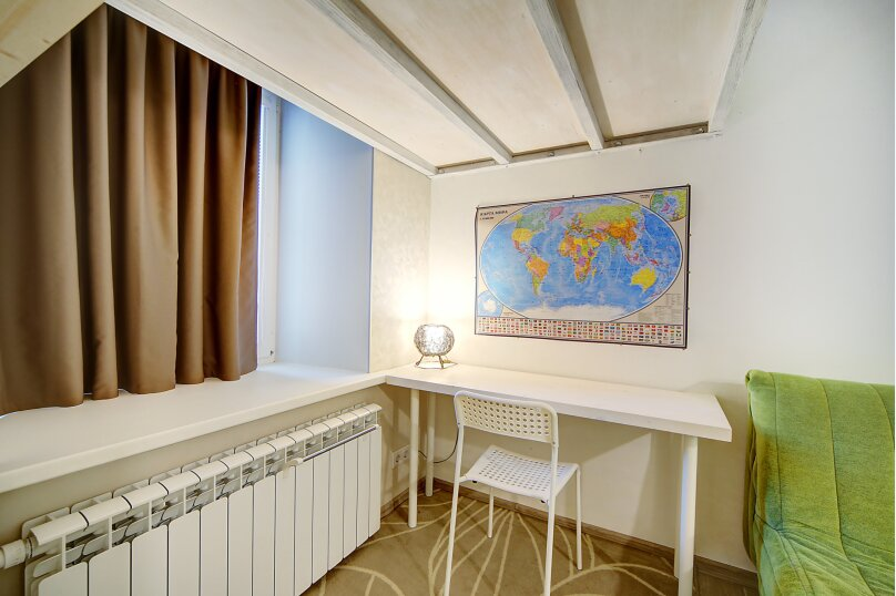 1-комн. квартира, 15 кв.м. на 2 человека, Плуталова улица, 20, Санкт-Петербург - Фотография 13
