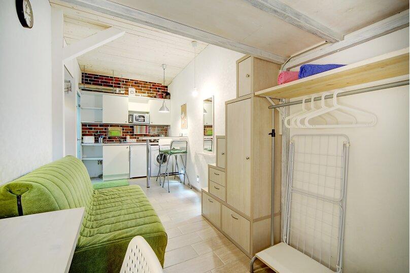 1-комн. квартира, 15 кв.м. на 2 человека, Плуталова улица, 20, Санкт-Петербург - Фотография 14