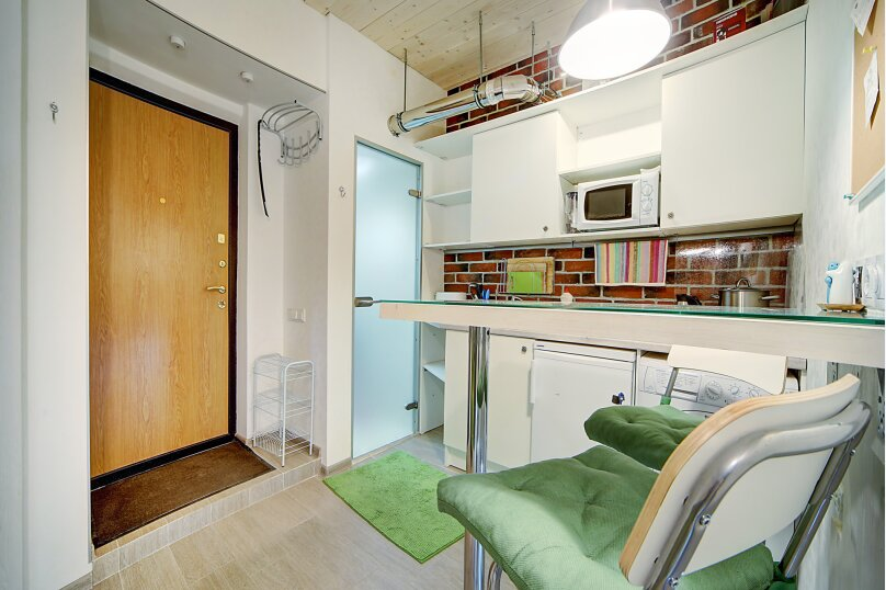 1-комн. квартира, 15 кв.м. на 2 человека, Плуталова улица, 20, Санкт-Петербург - Фотография 19