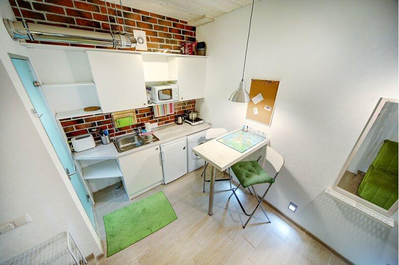 1-комн. квартира, 15 кв.м. на 2 человека, Плуталова улица, 20, Санкт-Петербург - Фотография 20