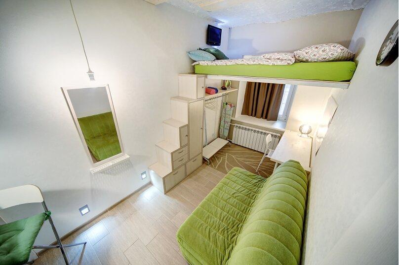 1-комн. квартира, 15 кв.м. на 2 человека, Плуталова улица, 20, Санкт-Петербург - Фотография 21