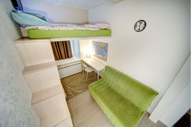 1-комн. квартира, 15 кв.м. на 2 человека, Плуталова улица, 20, Санкт-Петербург - Фотография 22