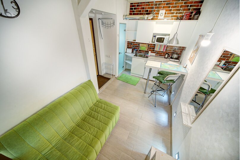 1-комн. квартира, 15 кв.м. на 2 человека, Плуталова улица, 20, Санкт-Петербург - Фотография 23