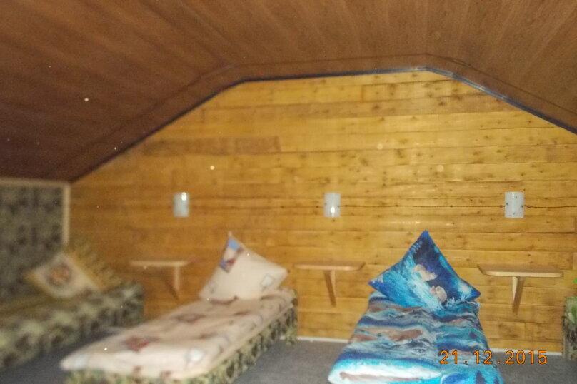 Гостевой дом у татьяны, 72 кв.м. на 10 человек, 1 спальня, Весенняя улица, 21Б, Шерегеш - Фотография 1