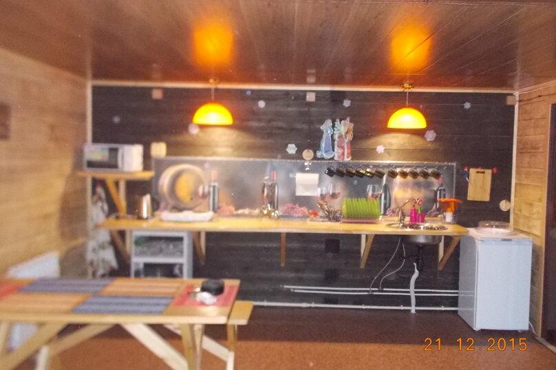 Гостевой дом у татьяны, 72 кв.м. на 10 человек, 1 спальня, Весенняя улица, 21Б, Шерегеш - Фотография 2
