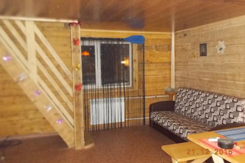 Гостевой дом у татьяны, 72 кв.м. на 10 человек, 1 спальня, Весенняя улица, 21Б, Шерегеш - Фотография 5