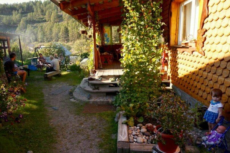 Дом, 130 кв.м. на 11 человек, 3 спальни, Алтайская, 43, Чемал - Фотография 1