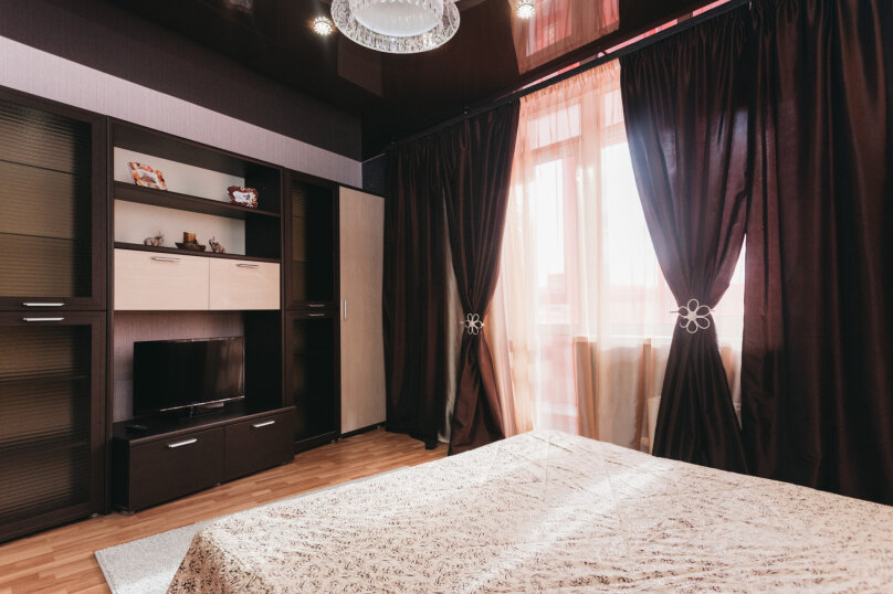 2-комн. квартира, 79 кв.м. на 5 человек, улица Малышева, 4Б, Екатеринбург - Фотография 6