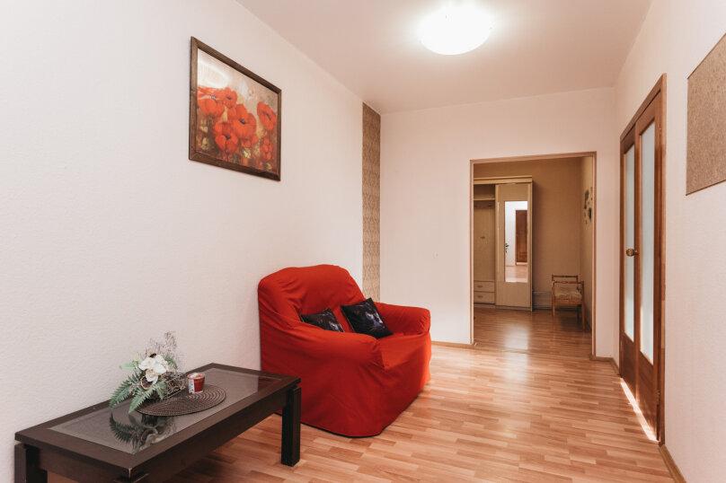 2-комн. квартира, 79 кв.м. на 5 человек, улица Малышева, 4Б, Екатеринбург - Фотография 10