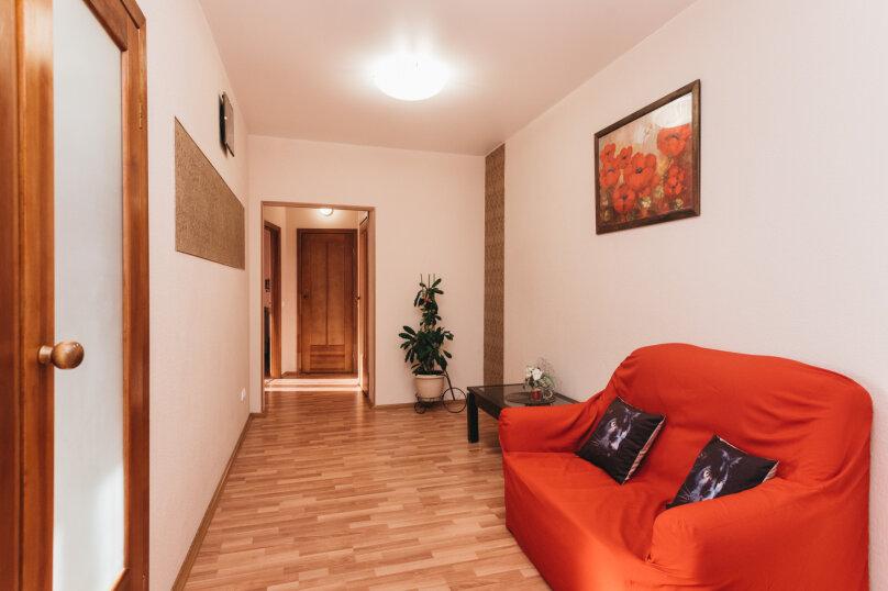 2-комн. квартира, 79 кв.м. на 5 человек, улица Малышева, 4Б, Екатеринбург - Фотография 16