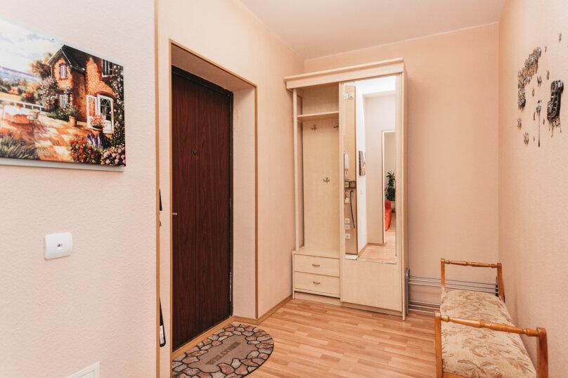 2-комн. квартира, 79 кв.м. на 5 человек, улица Малышева, 4Б, Екатеринбург - Фотография 23