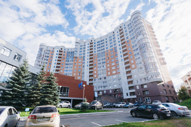 2-комн. квартира, 79 кв.м. на 5 человек, улица Малышева, 4Б, Екатеринбург - Фотография 26