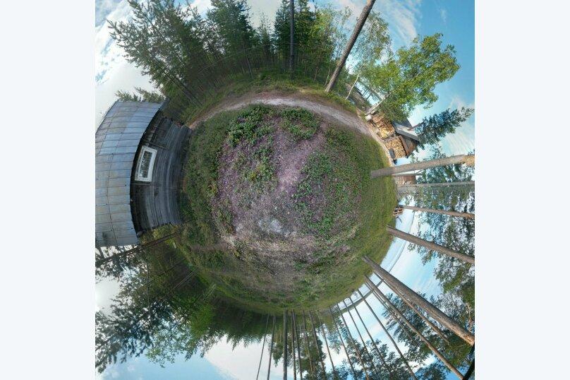 Дом у озера Тикшозеро, 32 кв.м. на 8 человек, 2 спальни, Муезерский , 5, Муезерский - Фотография 2