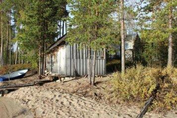 Дом у озера Тикшозеро, 32 кв.м. на 7 человек, 2 спальни, Муезерский , Муезерский - Фотография 4