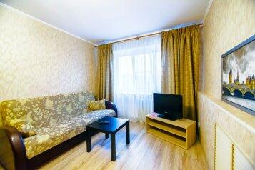 1-комн. квартира, 38 кв.м. на 4 человека, улица Анохина, 37, Петрозаводск - Фотография 3