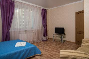 1-комн. квартира, 39 кв.м. на 4 человека, улица Сибгата Хакима, Казань - Фотография 1